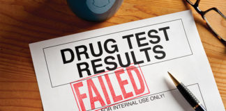 Failed Drug Test