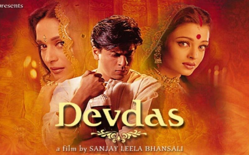 Must Watch Bollywood Movies - Devdas