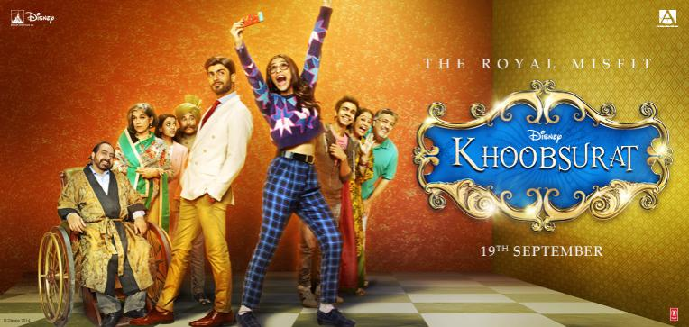 Khoobsurat (2014) - A Must Watch Bollywood Movies