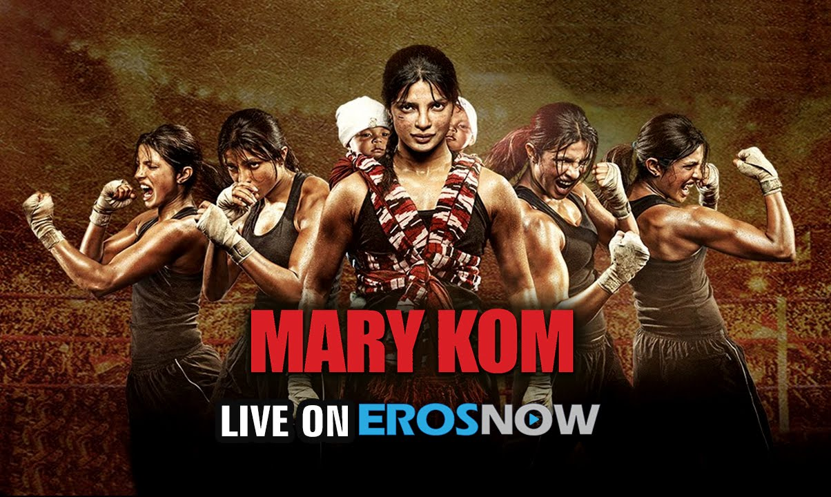 Mary Kom (2014) - Must Watch Bollywood Movies
