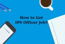 Ips Officers Job
