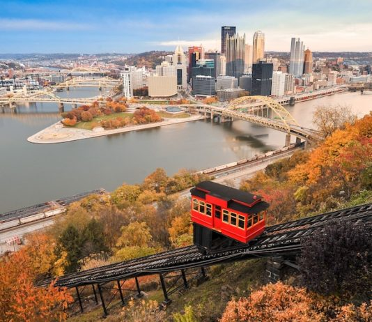Iconic Places in Pennsylvania