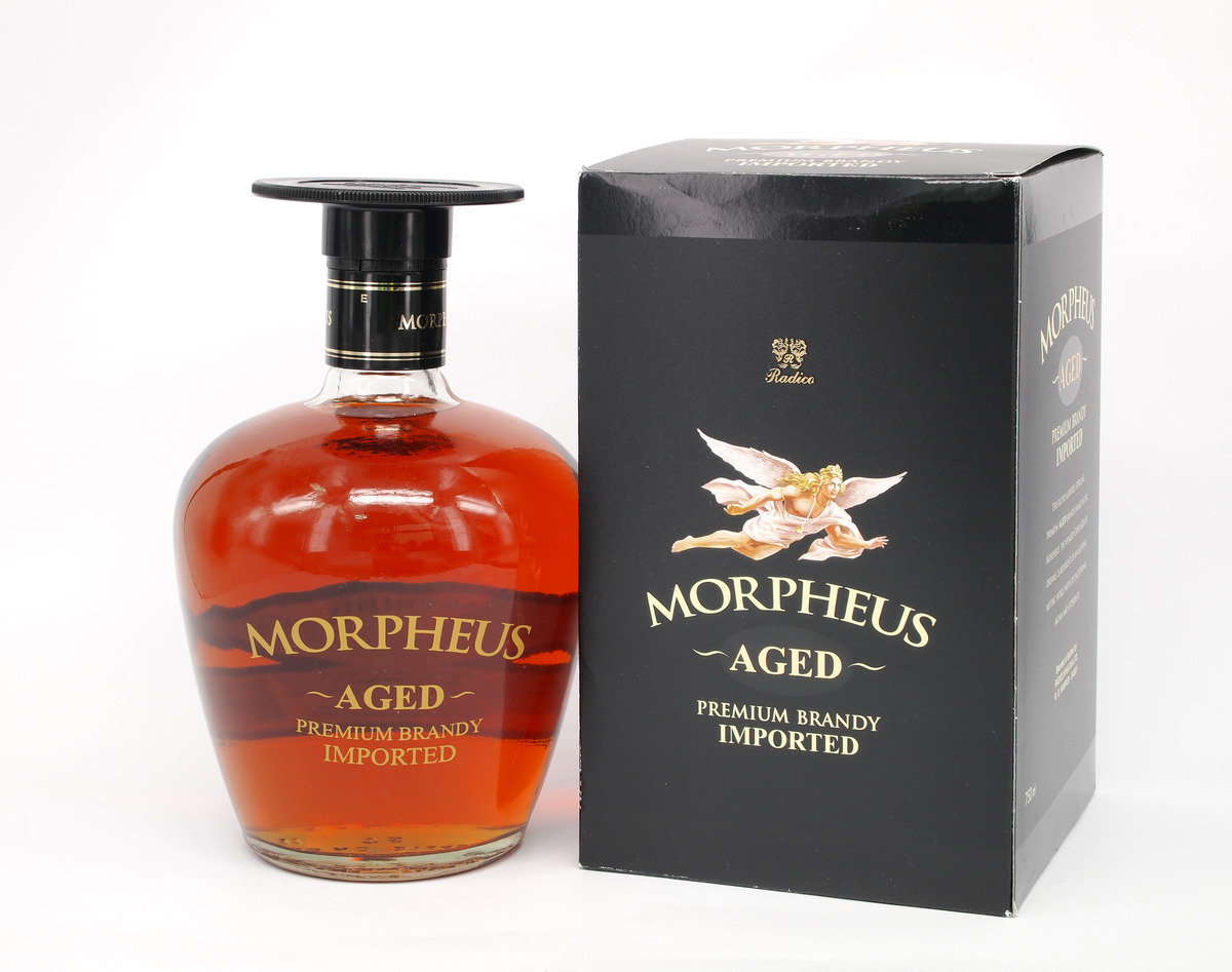 12 Morpheus Brandy - Best Brandy Brands in India