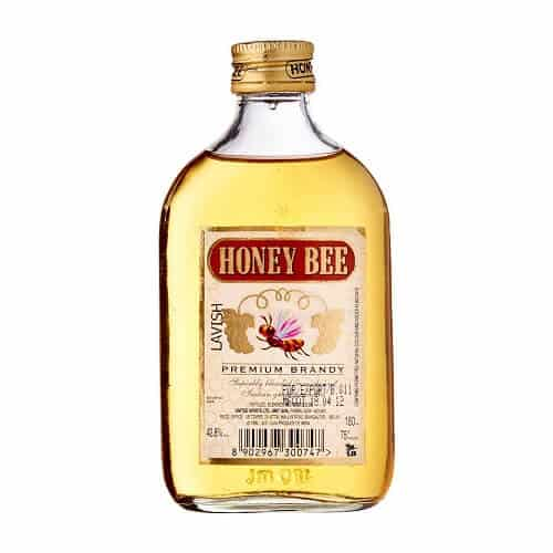 3 Honey Bee Brandy