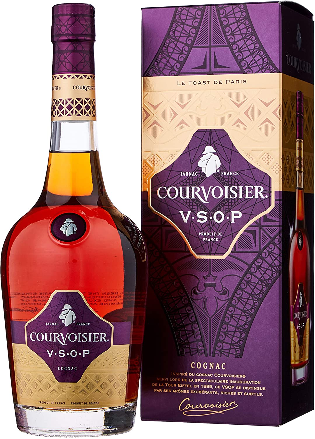 Courvoisier Brandy - Best Brandy Brands in India
