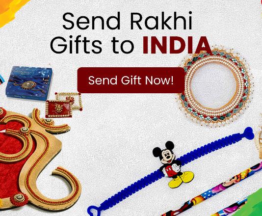 Send Rakhi Gifts