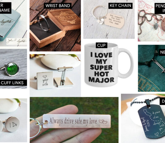 List of Gift Items for Your Army Lover Friends