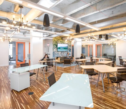 Coworking Space in Nashville