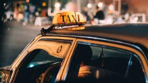 Weybridge taxi